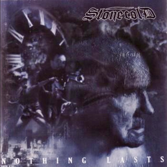 【USED】Stone Cold / Nothing Lasts