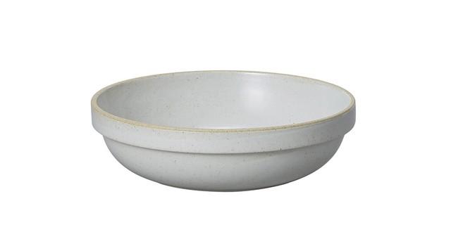 Hasami Porcelain(ハサミポーセリン) HPM032 ボウルR クリア 18.5センチ