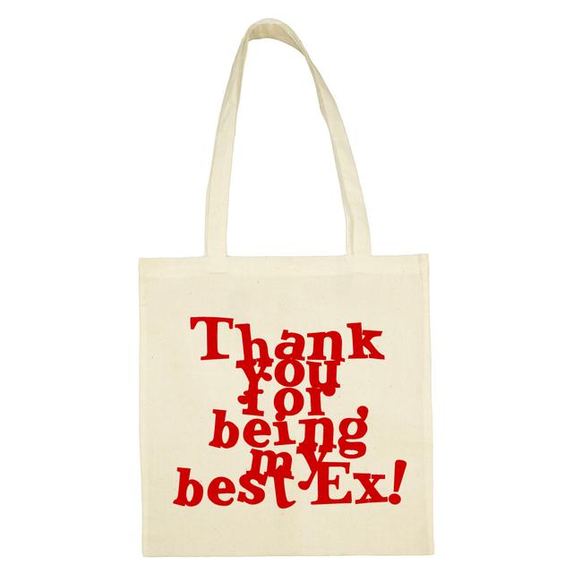 【Cat & Parfum】Thank You Ex! Tote Bag