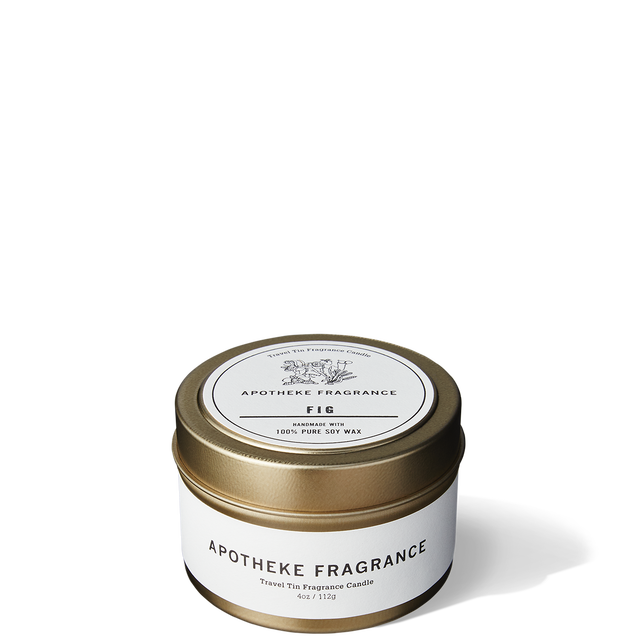 TRAVEL TIN CANDLE / Fig