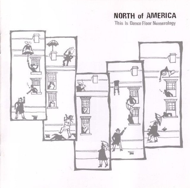 【USED】North Of America / This Is Dance Floor Numerology