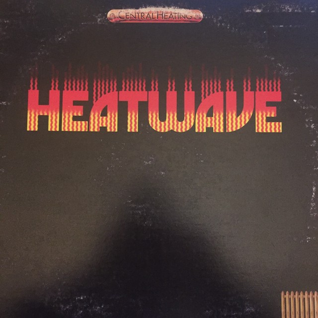 Heatwave ‎– Central Heating