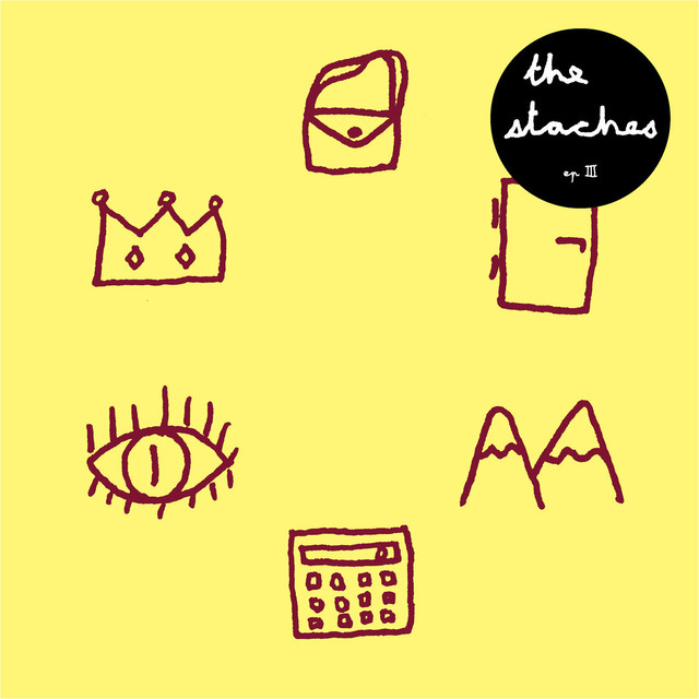 The Staches / EP III(300 Ltd 12inch EP)