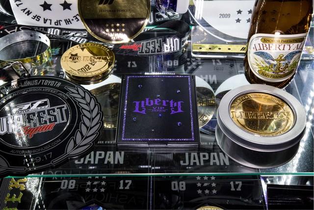 LIBERTY VIP JAPAN クリスタルミラー