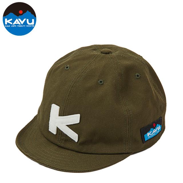 KAVU カブー コーデュロイバケットハット