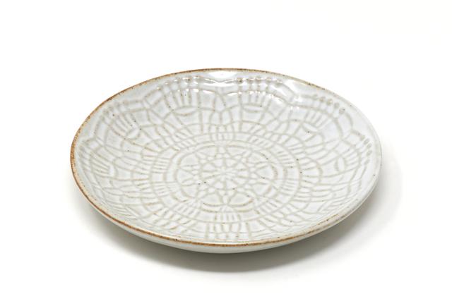sen|Doily plate M