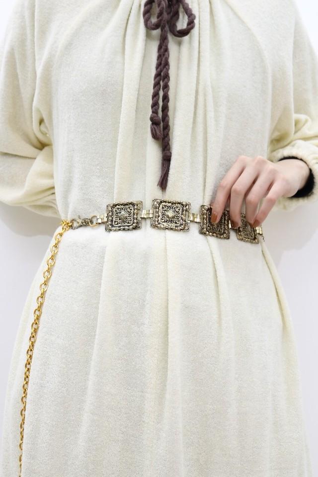 square chain belt / GD11050014