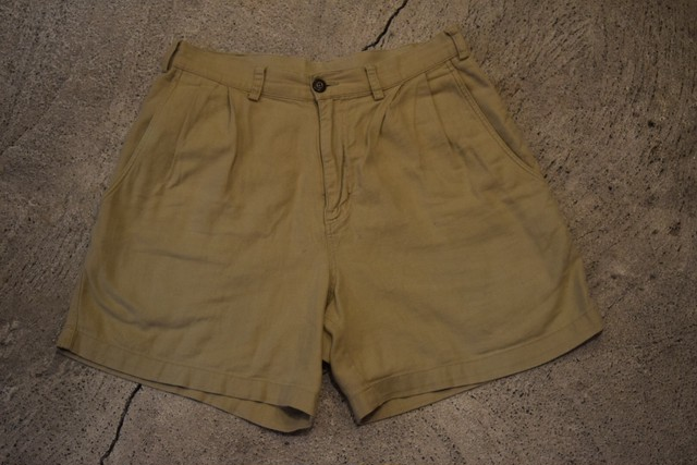 USED 90s patagonia Cotton Shorts -W30 P0546