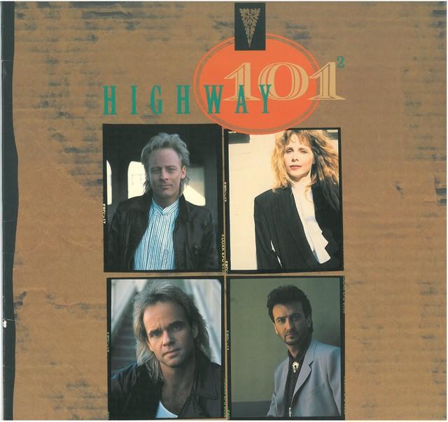 HIGHWAY 101 / HIGHWAY 101²  (LP) USA盤
