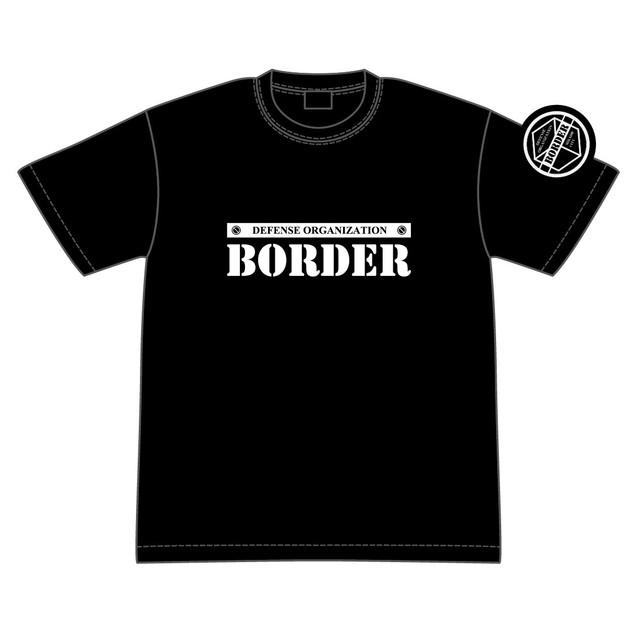 ワールドトリガー ボーダー蓄光Tシャツ