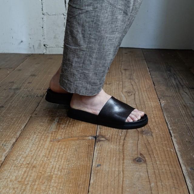 BRADOR Men's leather sandals -A-
