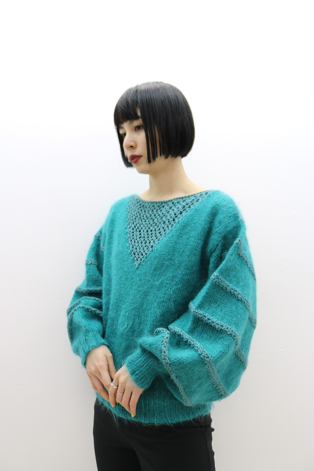 crop design knit / TP11280002