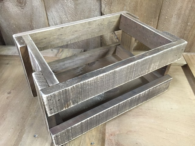 5/31まで!コロナに負けるなセール10%OFF! 30cmウッドボックス 木箱 お部屋のインテリアやちょっとした収納に