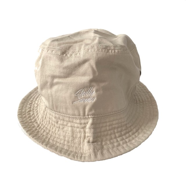 Chilly Source logo Bucket Hat【Beige】