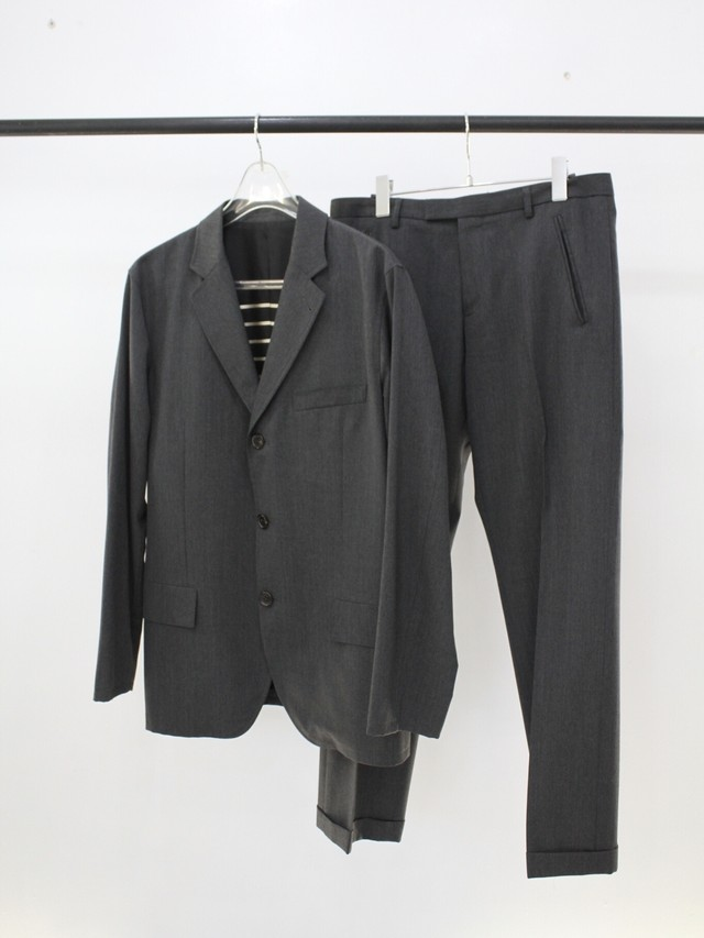 Used Jean Paul GAULTIER HOMME suits Set up