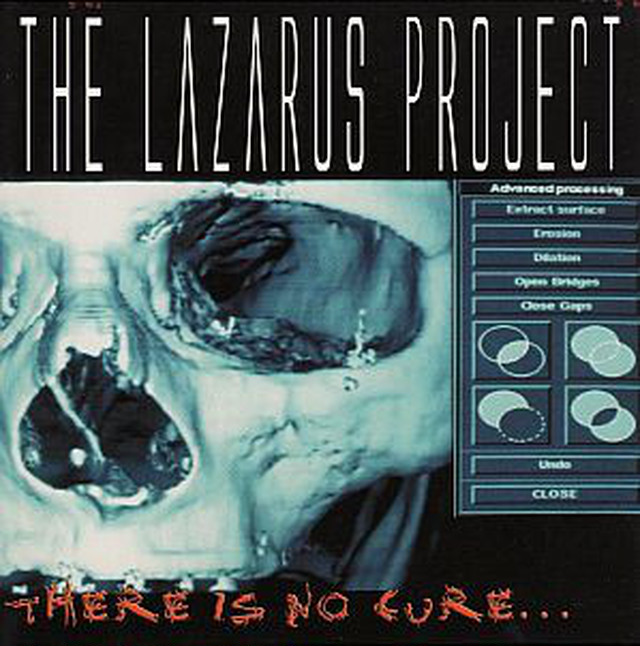 【USED】The Lazarus Project / There Is No Cure...