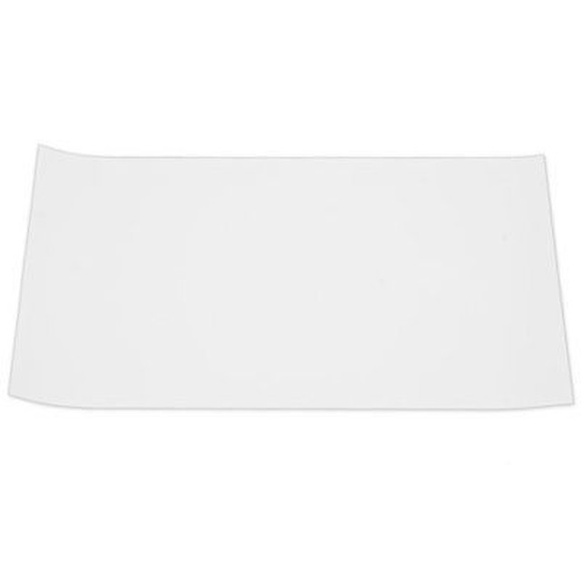 J/AOBG  OBLONG BACKGROUND 600X300MM - WHITE