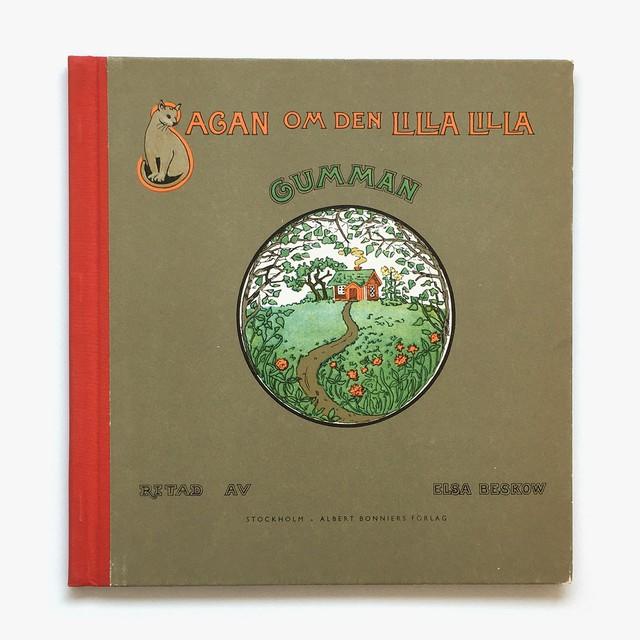 エルサ・ベスコフ「Sagan om den lilla, lilla gumman(ちいさなちいさなおばあちゃん)」《1967-01》