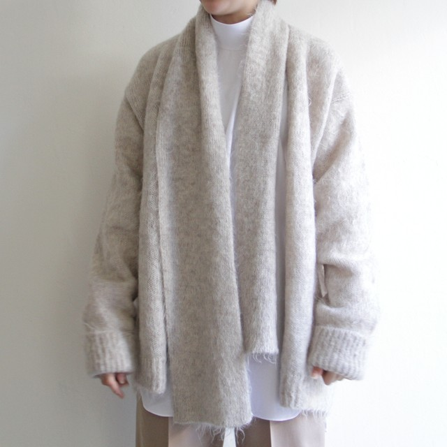 OUTIL【 womens 】cardigan servoz