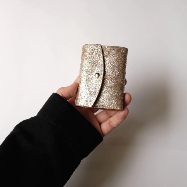 tri-fold wallet - haku