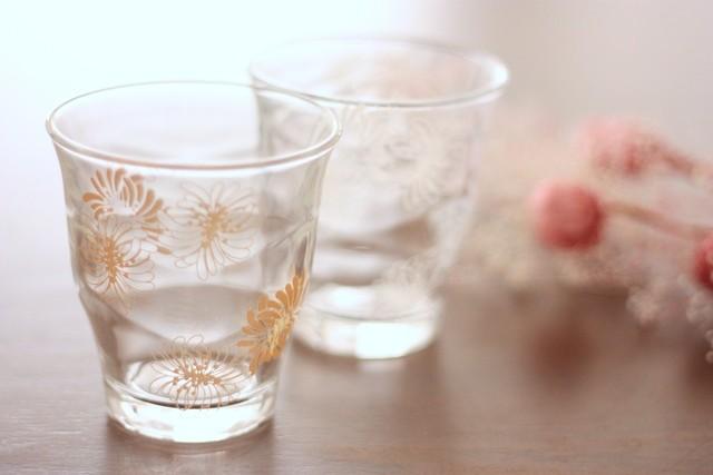 【ガラス用】アナスタシア転写紙 ゴールド
