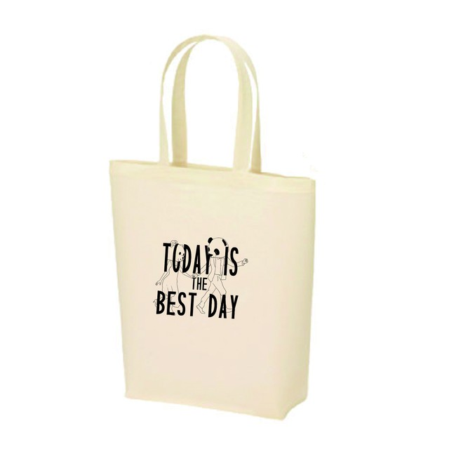 トートバックToday is best day(10枚set)
