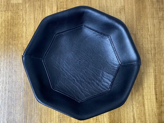革皿(大皿) LDH001