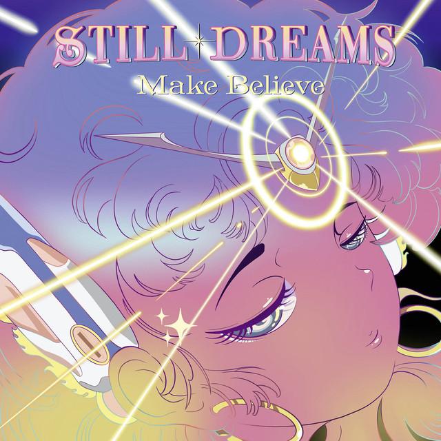Still Dreams - Make Believe (LTD. Pink LP)