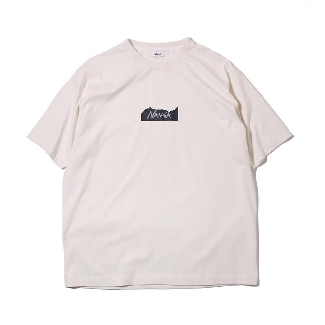 Nanga ナンガ ロゴTシャツ LOGO TEE