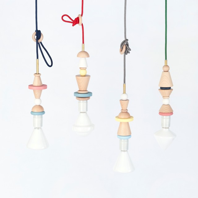 BLOCK PENDANT LIGHT