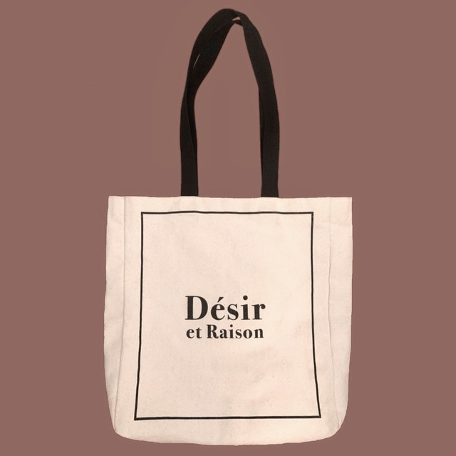 【Désir original】tote bag