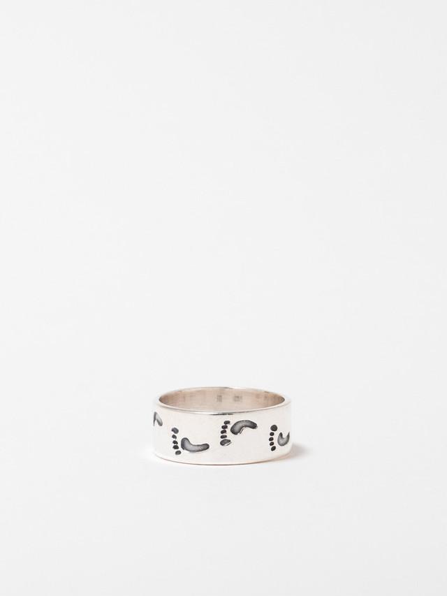 Footprint Ring / Mexico
