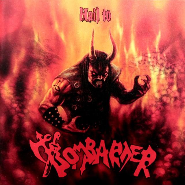 BOMBARDER Tribute Album『Hail To BOMBARDER』CD