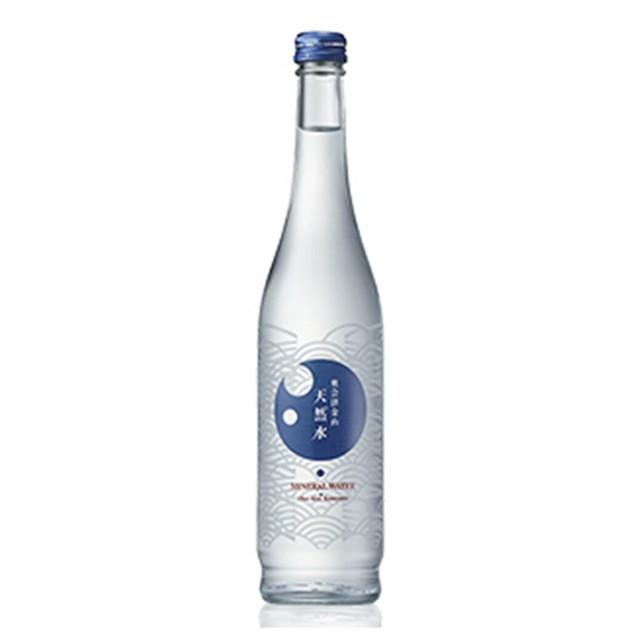 奥会津金山 天然水 500ml(瓶)