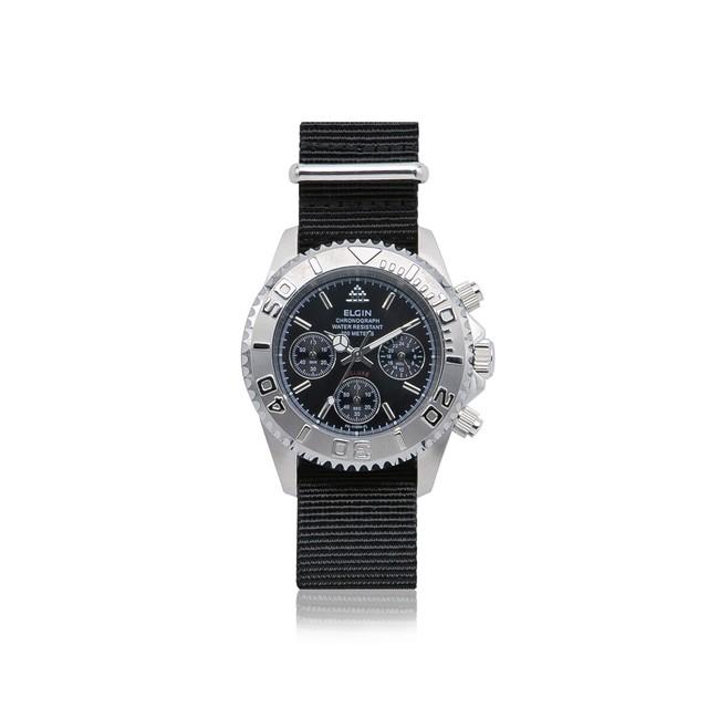 ELGIN腕時計CR004BK