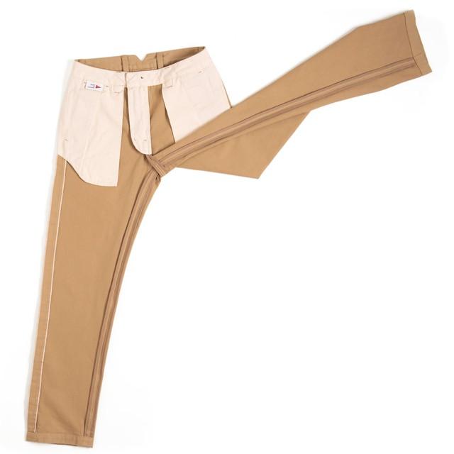 Selvedge Chino Trousers【セルヴィッジ チノ トラウザーズ】