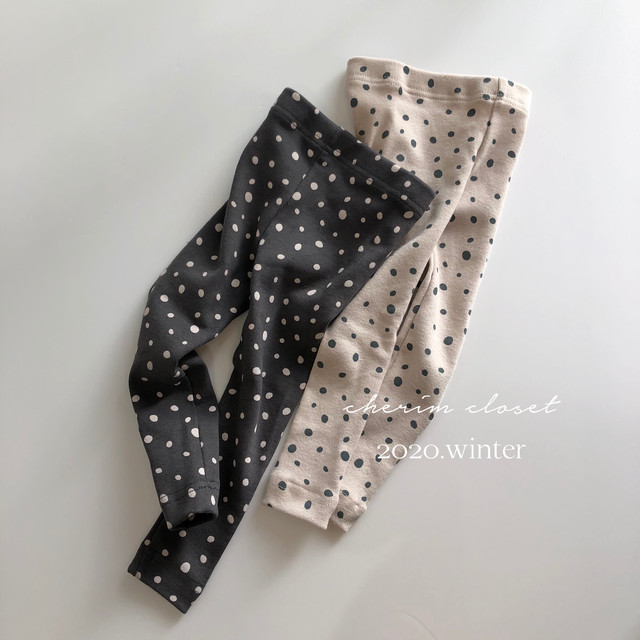 NO.1101 dot leggings