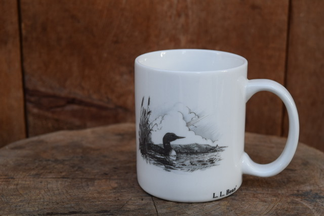 USED 90s L.L.Bean Coffee Mug G0785