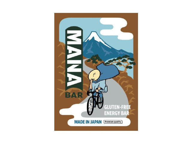 【MANABAR】 Energy Bar(White Choco/Macadamia)