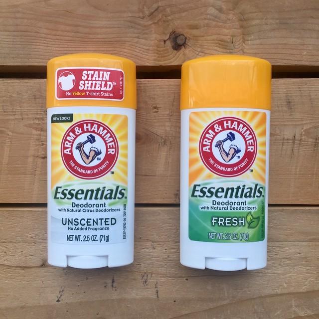 US企画★Arm & Hammer Essentials Deodorant