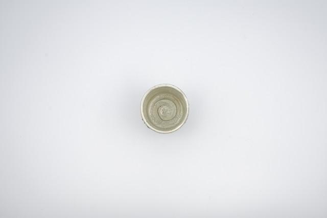 ◆受注生産◆三島彫湯呑 三浦繁久作