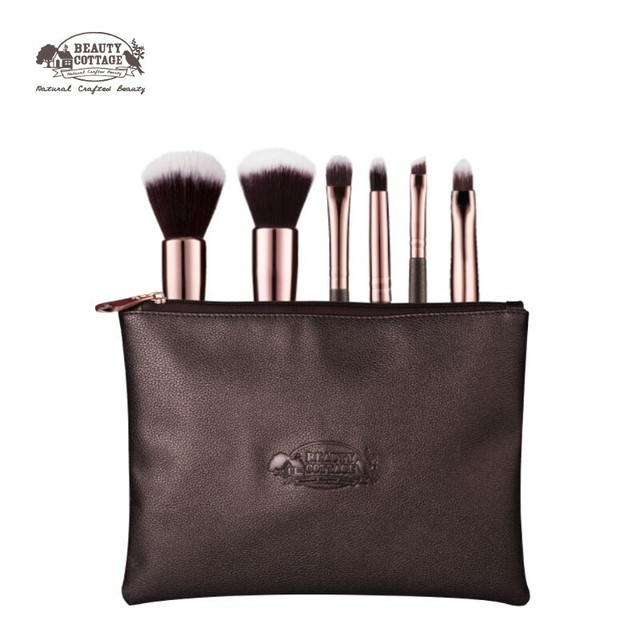 【数量限定】BEAUTY COTTAGE MAKE UP BRUSH SET