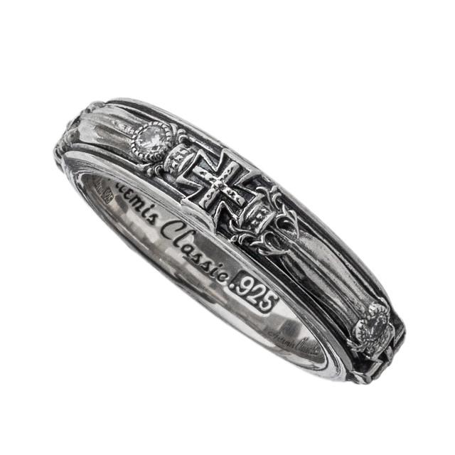 クロスソードリング ACR0291 Cross sword ring