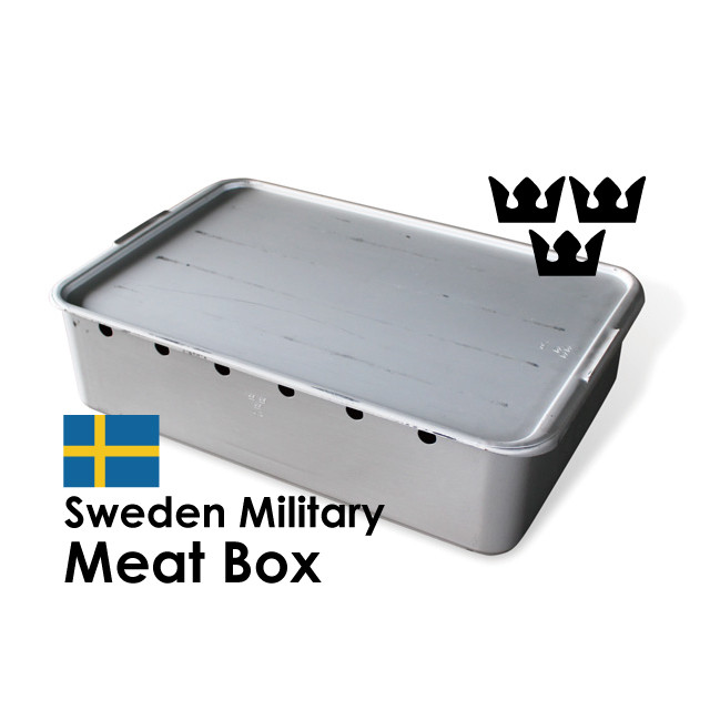 Sweaden軍 Meat Box [USED]