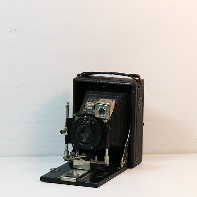 【R-114】WOLLENSAK 蛇腹カメラ USA製