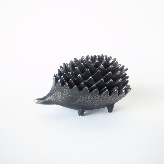 Walter Bosse / hedgehog ashtray