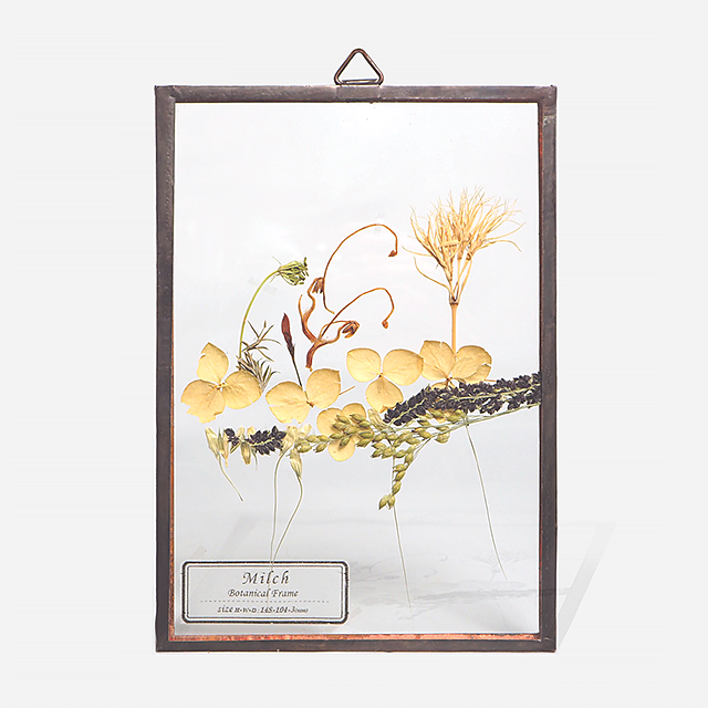 Botanical Frame S009 - Copper