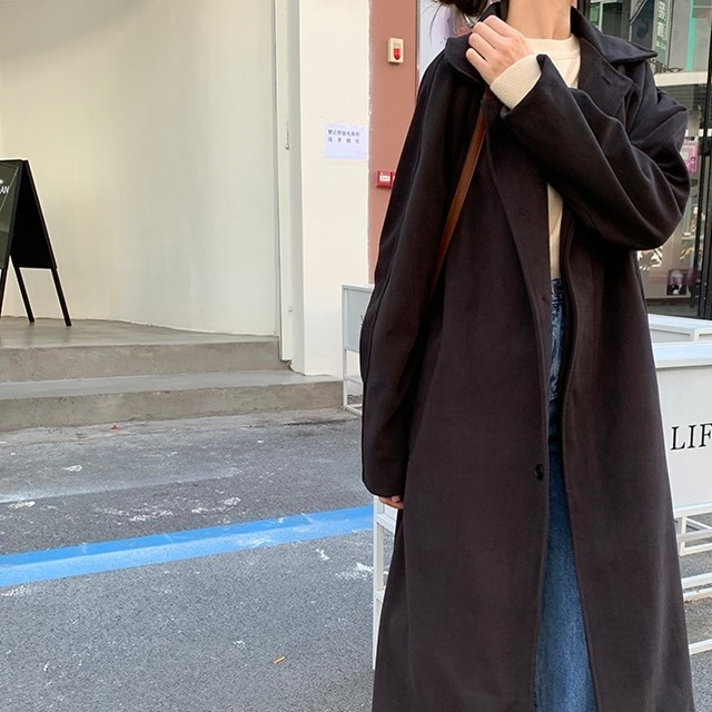 Long coat T603