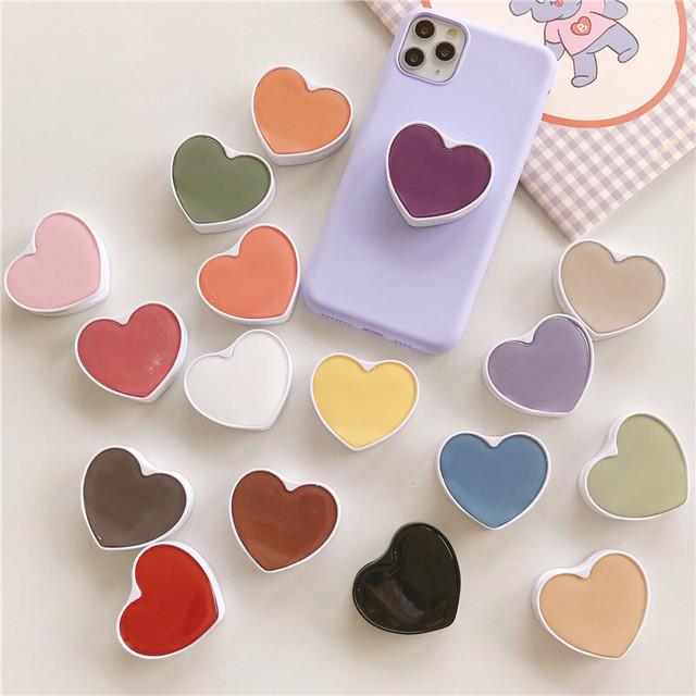 グリップ  heart-shaped stand