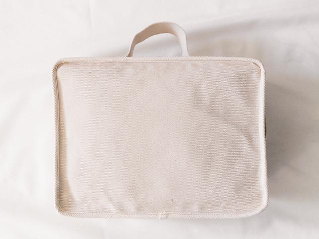 Canvas Notebook Bag